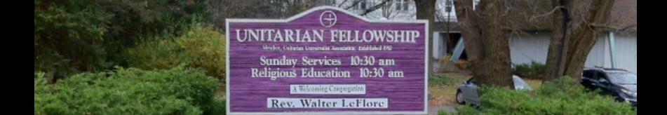 Unitarian Universalist Fellowship of Poughkeepsie logo