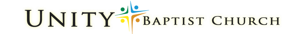 Unity Baptist Church Bonaire, Georgia logo