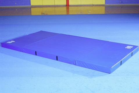 soft mancino mat gymnastics landing tumbl softy mats trak