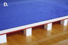 USA Gym Supply Gymnastics Flooring Rolls