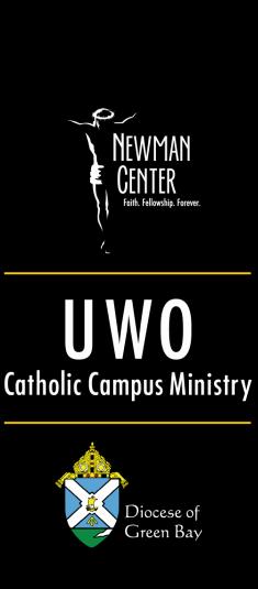 Catholic Campus Ministry | UW Oshkosh Newman Center logo