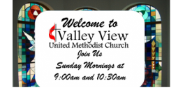 Valley View United Methodist Church logo