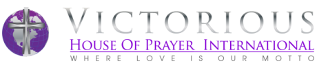 Victorious House of Prayer, International Inc. logo