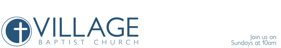 Village Baptist Church logo