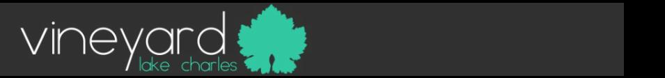 Vineyard Christian Fellowship logo