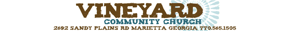 Vineyard Community Church logo