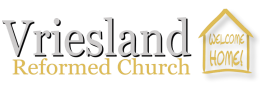 Vriesland Reformed Church logo