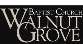 Walnut Grove Baptist Church Mechanicsville logo