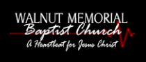 Walnut Memorial Baptist Church logo