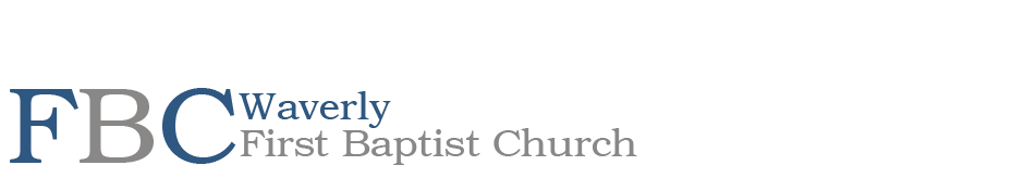 Waverly First Baptist Church logo
