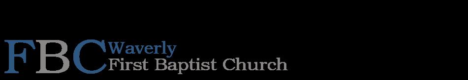 Waverly First Baptist Church logo