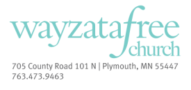 Wayzata Free Church logo