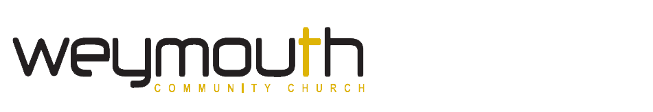 Weymouth Community Church, Medina, Oh logo
