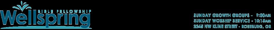 Wellspring Bible Fellowship logo