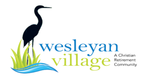 Wesleyan Village logo