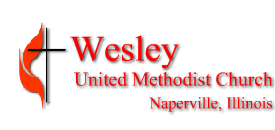 Wesley United Methodist Church logo