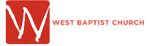 West Baptist Church logo