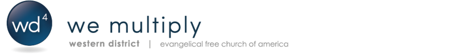 Western District Evangelical Free Church logo