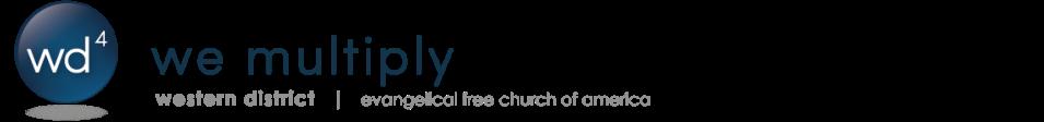 Western District Evangelical Free Church logo