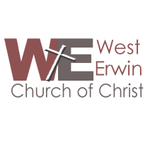 West Erwin Church of Christ logo