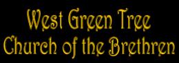 West Green Tree Church of the Brethren logo
