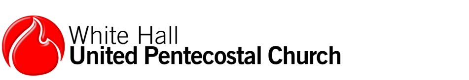 White Hall United Pentecostal Church logo