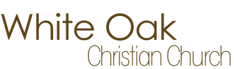 White Oak Christian Church logo