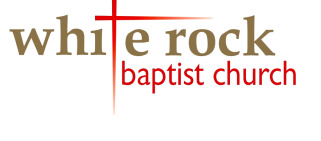 White Rock Baptist Church logo