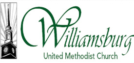 Williamsburg United Methodist Church logo