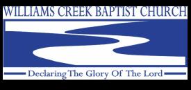 Williams Creek Baptist Church logo