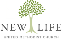 New Life United Methodist Church logo