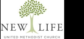 New Life United Methodist Church logo
