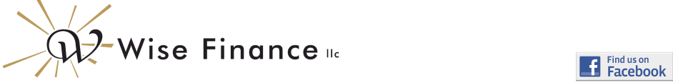 Wise Finance llc - Personal Loans - Springfield, IL - Quincy, IL - Pekin, IL - Sterling, IL - Bloomington/Normal, IL logo