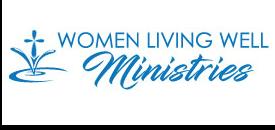 Women Living Well Ministries logo