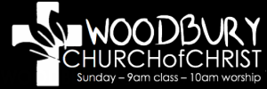 Woodbury Church of Christ logo