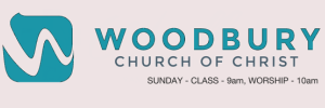 Woodbury Church  logo