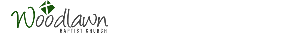 Woodlawn Baptist Church - Baton Rouge, LA logo