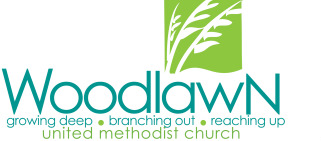 Woodlawn United Methodist Church logo