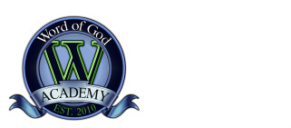 Word of God Academy logo