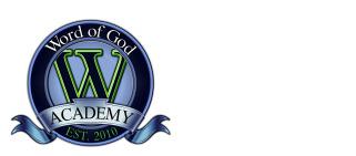 Word of God Academy logo