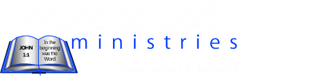 Word of God Ministries Inc logo