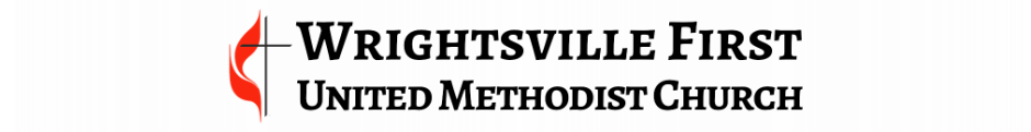 Wrightsville First United Methodist Church logo